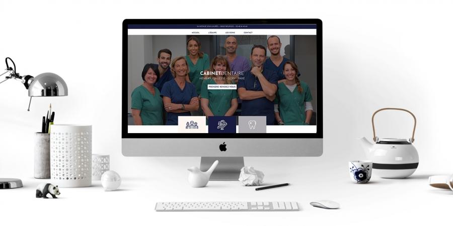 CABDENT site desktop