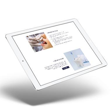 cabdent site tablette